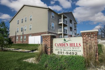 Camden Hills Apartments Peoria, IL